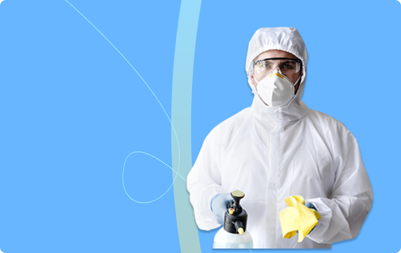 Disinfection and Sanitization service