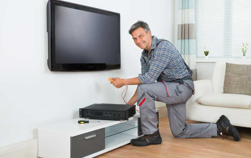 TV Repair & Installation