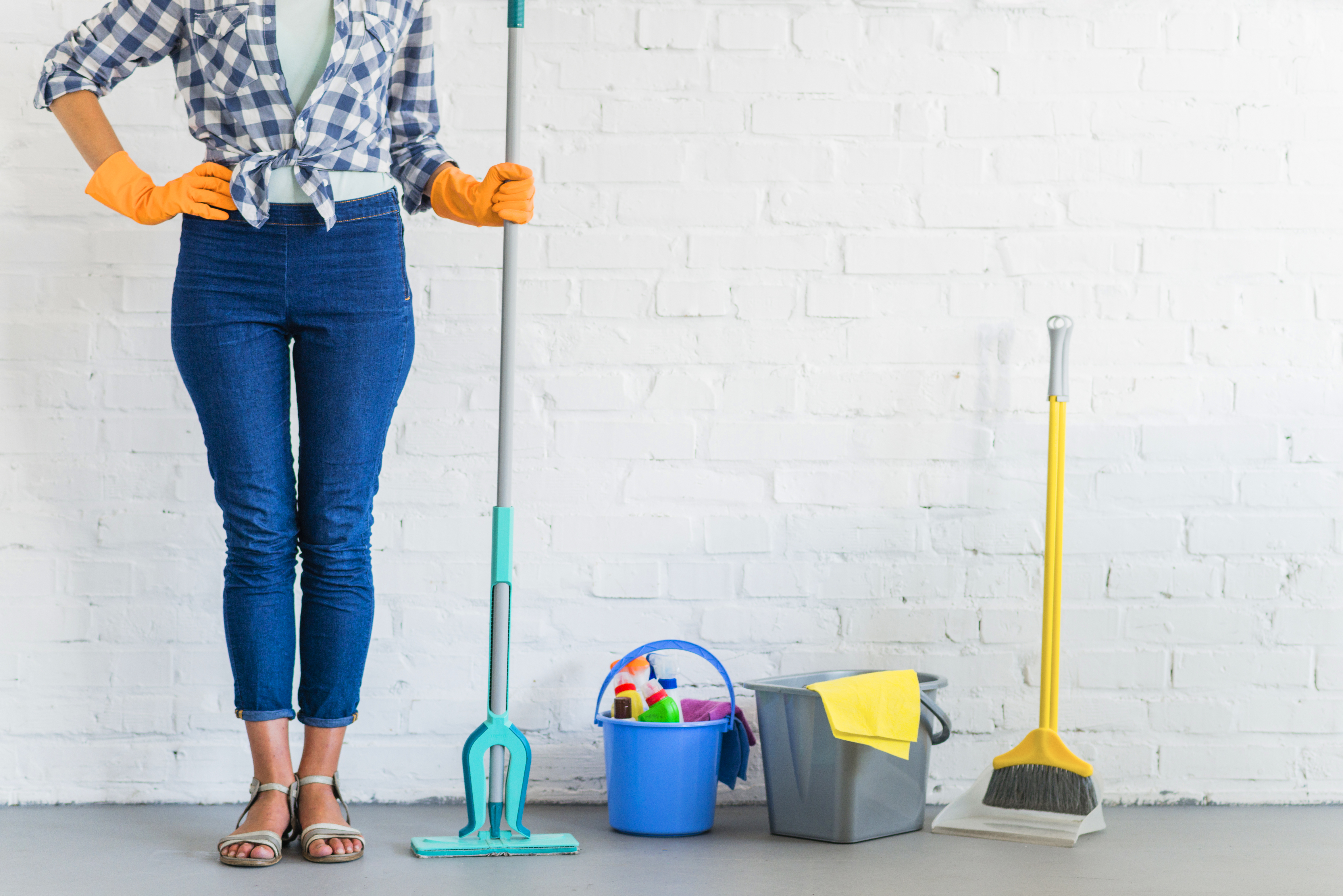 Basic House Cleaning